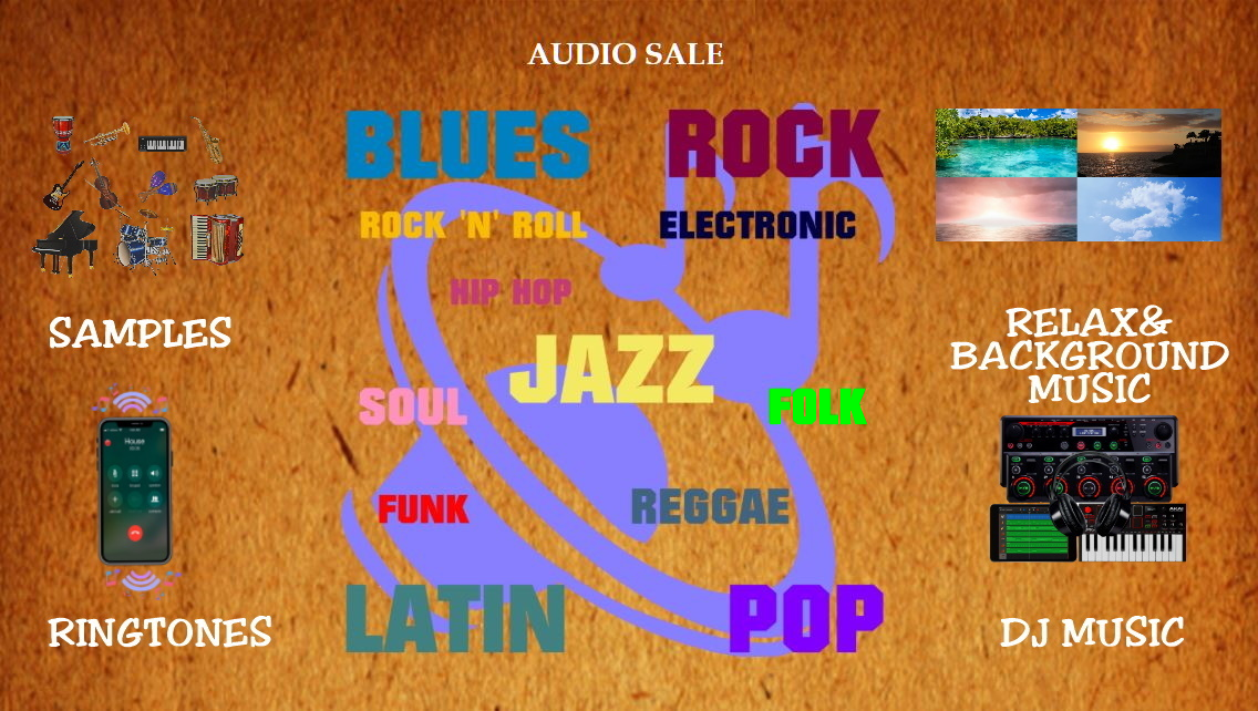 Audio Sale